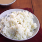 Sour Cream and Leek Mashed Potatoes from Fine Cooking Magazine, October/November 2011