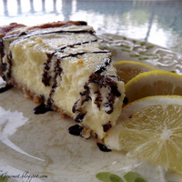 Sour Cream Cheese Cake!!
