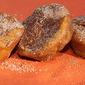 French Mini Pumpkin Breakfast Puffs