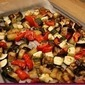 Roasted Vegetable and Fennel Bulghur Salad