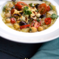 Mediterranean Chickpea Chili for the Better Homes & Gardens Recipe Insiders Group
