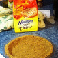 Chocolate Pudding Pie - Newtons Fruit Thin Crumb Pie Crust