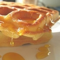 Image of Aunt Pearl's Waffle And Pancake Recipe From Heloise Recipe, Cook Eat Share