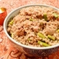Baked Farro or Pearl Barley with Asparagus