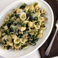 Pasta with Broccoli Rabe and Crumbled Sausage