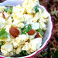 Coronation Cauliflower Salad