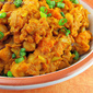 Side Dish Saturdays: Curried Sweet Potatoes and Chickpeas