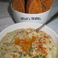 #171 Melitzana me Yiaourti or Eggplant Dip with Yogurt