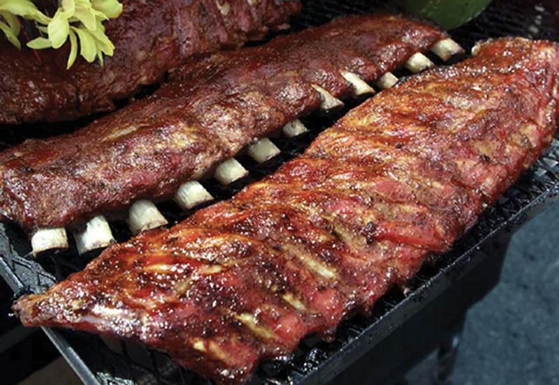 Braised Barbecue Pork Spareribs Recipe by Bob - CookEatShare