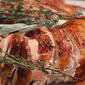Golden Cider-Roasted Turkey