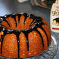 Easy Chocolate Chip Pumpkin Cake