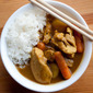 Gluten Free Japanese Curry with Chicken
