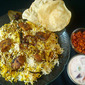 Fish Biriyani...simply awesome!!