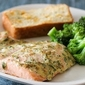 Amazingly Moist Salmon & Peppery Cheese Bread