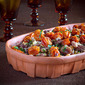 Musical Marinated Shell Beans with Roasted Tomatoes, Sounds Good To Me