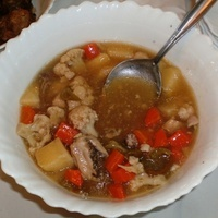 CHOPSUEY (CHICKEN WITH VEGETABLES)