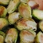 Caramelized Brussel Sprouts with Lemon & Olive Oil