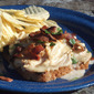 Hot Brown Turkey Sandwiches from Food Network Magazine, December 2011
