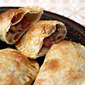 Recipe for quick and easy apple walnut turnovers