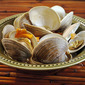 Clams in Red sauce with Bacon