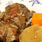 Any Day Gourmet, Even Pot Roast...Gourmet Pot Roast with Root Vegetables