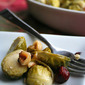 Hazelnut Roasted Brussels Sprouts (Virtual Holiday Brunch Potluck)