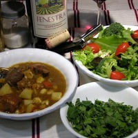Image of A Different Pork Pozole Recipe, Cook Eat Share