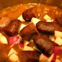A Different Pork Pozole