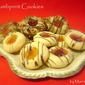 THUMBPRINT COOKIES, Galletas Thumbprint