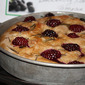 Blackberry Rosemary Wheat Focaccia