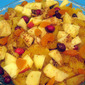 Baked Apple and Yam Casserole