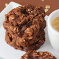 Chocolate Espresso Oatmeal Cookies - these are for Dave's heart too!