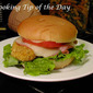 Recipe: Chicken Cordon Bleu Sandwich