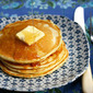 Recipe for lemon buttermilk pancakes