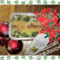 Baked Rice For X'mas