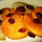Sweet Potatoes (Yams) with Cranberries and Granny Apples