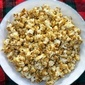 Caramel Corn: A Lightened Caramel Popcorn