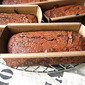 Chocolate Cinnamon Tea Loaves as Gifts
