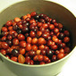 Martha Stewart's Holiday Recipes - Easy Cranberry Sauce