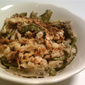 Green and Wax Bean Casserole