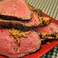 Celebrate the Holidays with Beef – Week 3: Festive Holiday Roasts, Parmesan-Crusted Tenderloin