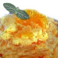 Image of Aunt Pearl's Orange Pineapple Jell-o Recipe, Cook Eat Share