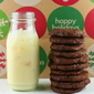 Milk Punch and Cookies