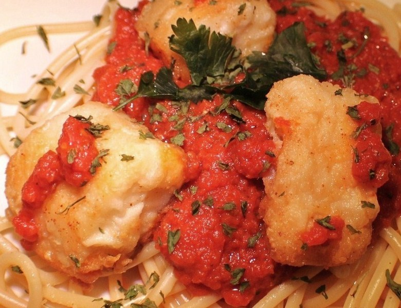 Italian 7 fishes baccala cod recipe by claudia cookeatshare for Italian seven fishes