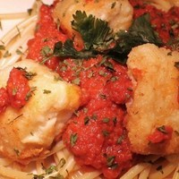 Italian 7 Fishes Baccala/Cod