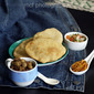Rockstar Bhatura with Channa Masala with - A Breakfast Surprise
