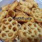 Christmas Snacks - Achappam & Kuzhalappam
