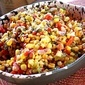 Winter Bright Corn Salad