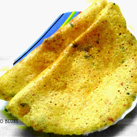 Image of Adai- Savoury Lentil Crepes Recipe, Cook Eat Share