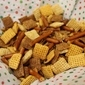 {Christmas Favorites} Chex party mix